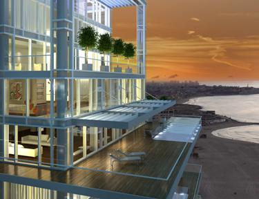 Le projet David Promenade Residences