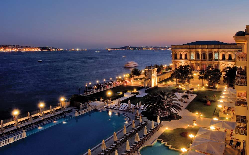 Ciragan Palace Kempinski Hotel Istanbul