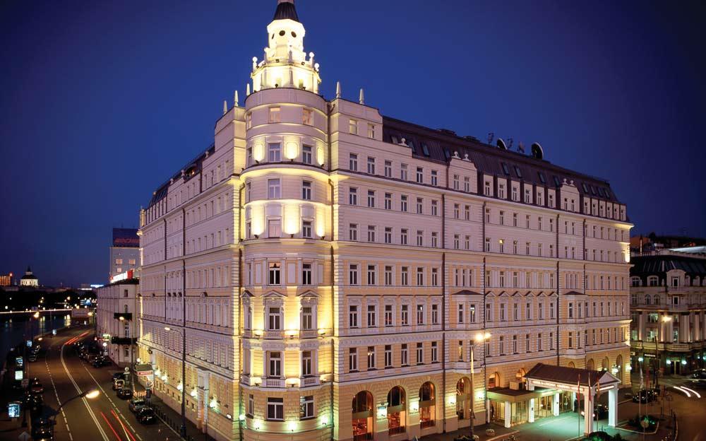 מלון Baltschug Kempinski, מוסקבה